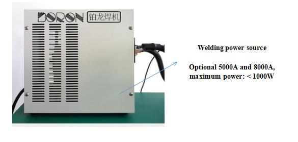 Inverter Resistance Welder
