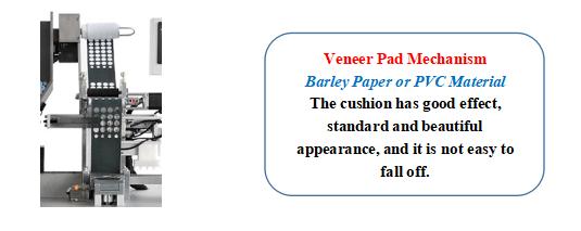 Paper Sticking Pasting Machine