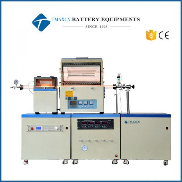 1200 176 C Pe Cvd Furnace W Rf Generator Gas Mix Amp Pumping